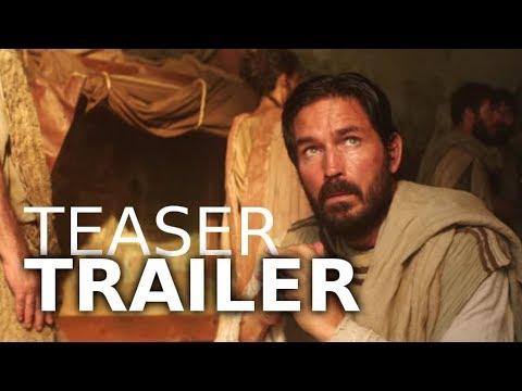 Paul: Apostle of Christ | Teaser Trailer (2018) | Jim Caviezel & James Faulkner