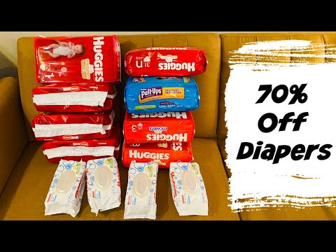 Kroger: Save Tons Of Money On Diapers This Week! (01/11)