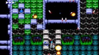 スーパースターソルジャー 2分間モード / Super Star Soldier 2minuets game