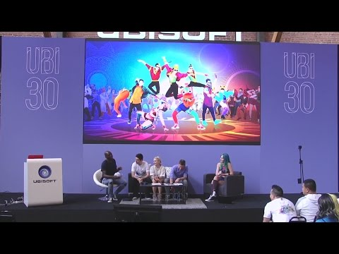 Just Dance 2017 | Ubi Lounge Masterclass E3 2016