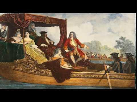 Handel's Water Music-- Bouree and Hornpipe