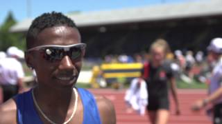 IAAF World Junior Championships 2014 - Thiago ANDRE BRA 800m Men Heat 5