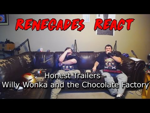 Renegades React to... Honest Trailers - Willy Wonka and the Chocolate Factory