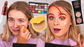 TESTING NEW IN MAKEUP!! JULY/AUGUST 2019