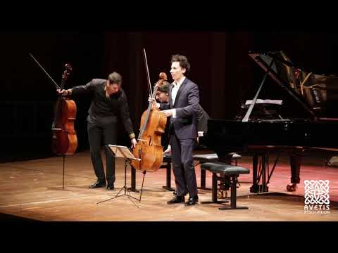 Schostakovich: Prelude for Two Cellos & Piano | Hakhnazaryan, Moreau & Melikyan