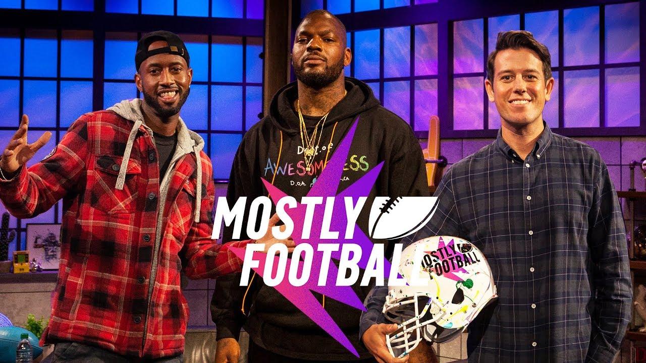 Mostly Football on Yahoo! Sports