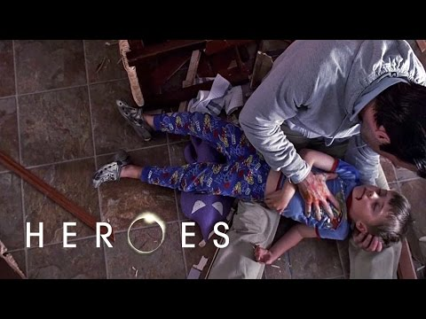 Gabriel Explodes // Heroes S03 E04 - I Am Become Death