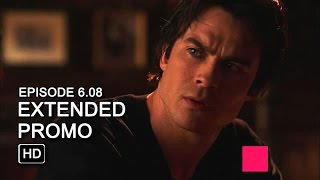 The Vampire Diaries 6x08 Extended Promo - Fade Into You [HD]