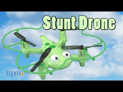 Stunt Drone Zip 360 Degrees from Discovery