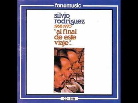 Silvio RodriguezAl final de este viaje Disco
