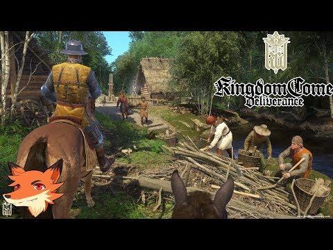 KINGDOM COME: DELIVERANCE #1 [FR] Un RPG en monde ouvert à ne pas manquer !