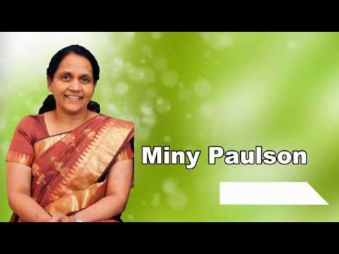 Miny Paulson- 55   |  Home Going Service
