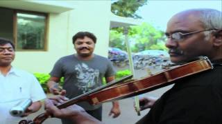 Eega Making - MUSIC DIRECTOR M M Keeravani