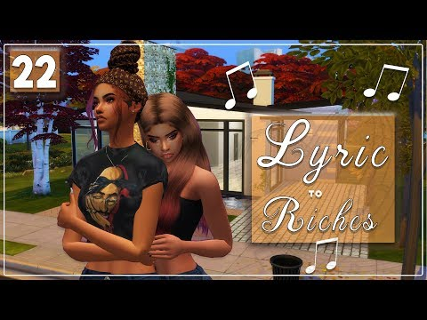 The Sims 4 🎵 Lyric to Riches 🎵 #22 Are we pregnant??? thumbnail