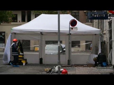 Nova explosão em Copenhaga