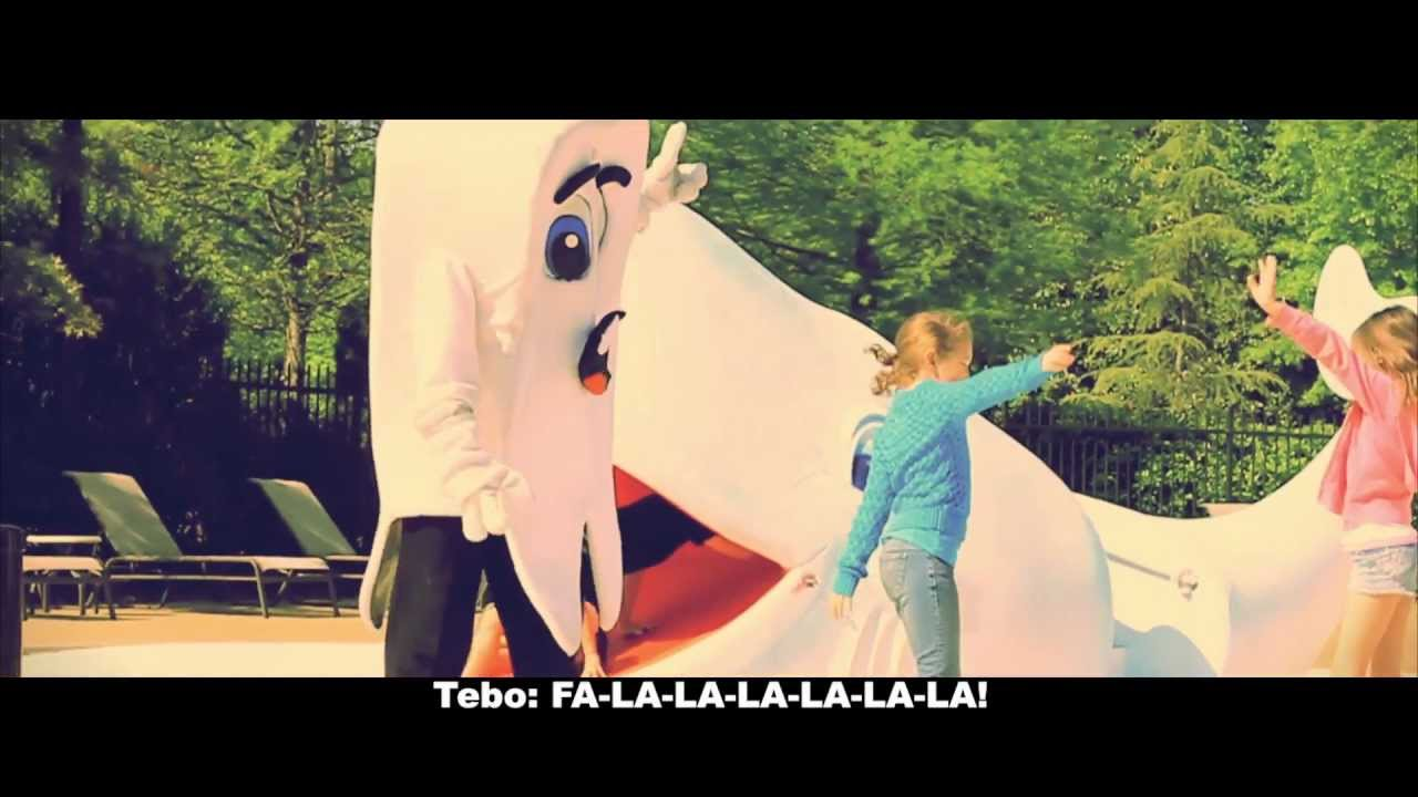 FALALALA by TeboForKids Teach Children To Brush, Kids Dentist Lilburn, Kids Braces Dacula, GA