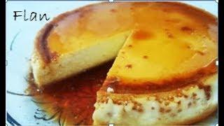 Mauritian Flan | Flan au Caramel | Flan | Caramel Custard | Easy Dessert | TheTriosKitchen