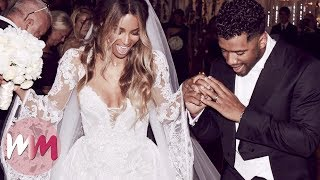 Another Top 10 Celebrity Wedding Dresses