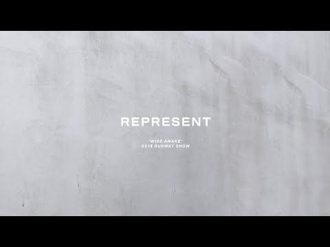 REPRESENT NYFW SS18 - WIDE AWAKE