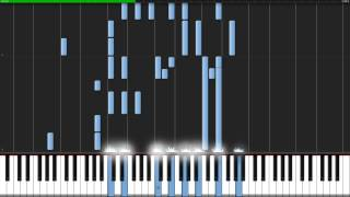 Wareta Ringo - Shinsekai Yori (Ending) [Piano Tutorial] (Synthesia) // TehIshter