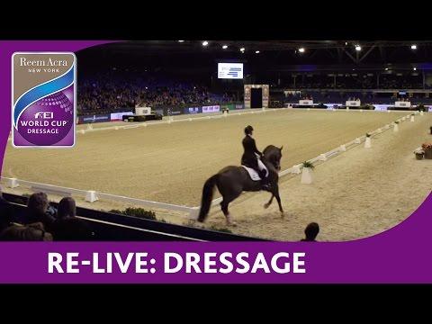 Re-Live - Reem Acra FEI World Cup™ Dressage - Amsterdam - Grand Prix