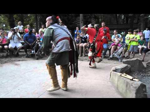 Cherokee War Dance, Bfire 2013