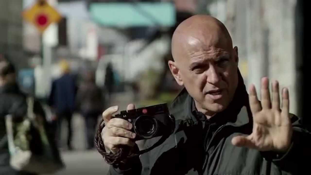 How to use a Leica M Rangefinder: Craig Semetko