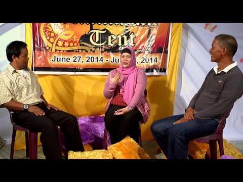 DTV features Philippine Ramadan Tent