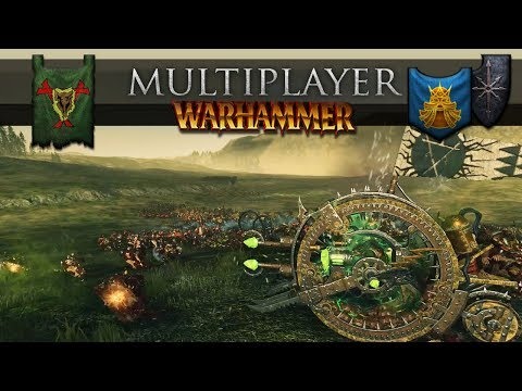Skaven - Skrolk Assassin Build (Total War: Warhammer 2 Online Battle #284)
