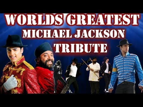 SIGNATURE - THE GREATEST MICHAEL JACKSON DANCE TRIBUTE OF ALL TIME