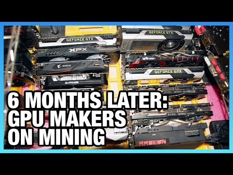 Revisit: What Manufacturers Think of Mining (6 Months Later)