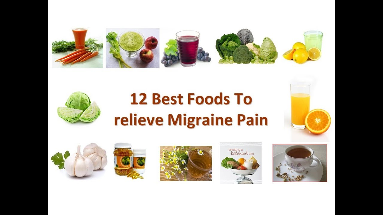 Foods Not To Eat With Migraines
