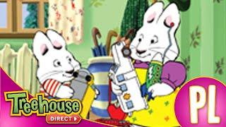 Max i Ruby: Spóźnia się na Autobus/Dżdżownicowe Ciasto/Deszczowy Dzień - Ep.3