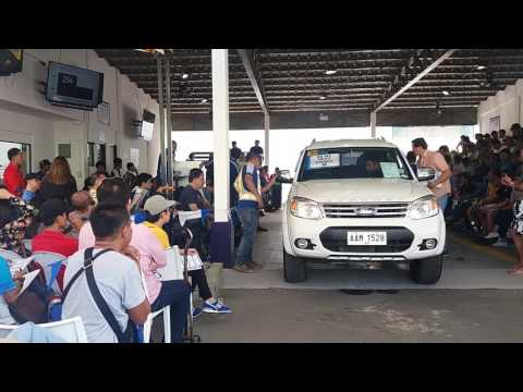 HMR holds Auto Auctions at Sucat branch