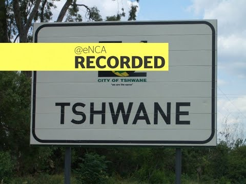 ANC in Tshwane briefs media after the city is placed under administration