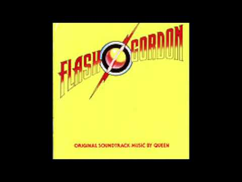 Flash Gordon. Soundtrack
