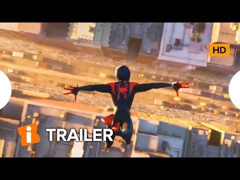FINALMENTE: Homem Aranha no AranhaVerso - Trailer 2