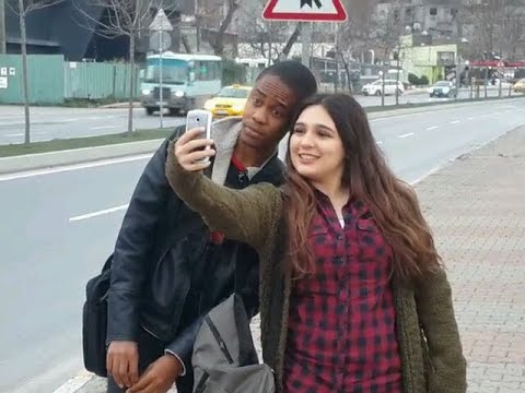 BEİNG A  BLACK BOY İN TURKEY