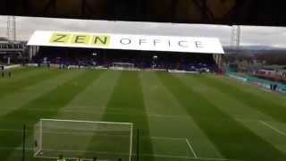 Bradford City away - Oldham Athletic