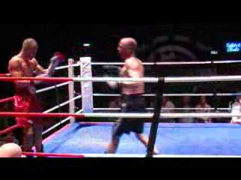 Warriors 6 Mickey Mullin vs Paul Bates Fight 4