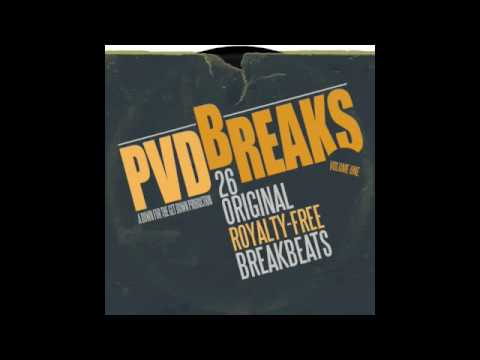 PVD Breaks Volume 1 Sampler / Promo Video.