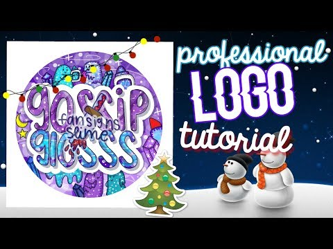 Professional Simple Logo/Fansign Tutorial [EASY]