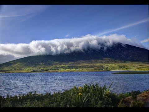 Amazing Scenery Achill Island 2017