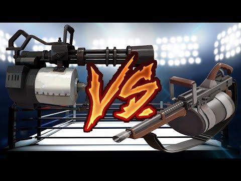 The Tomislav vs Minigun Debate