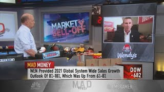 Wendys CEO on impact of inflation on business