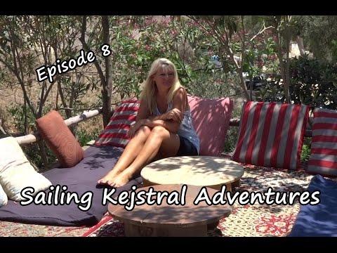 Sailing Kejstral Adventures Episode 8