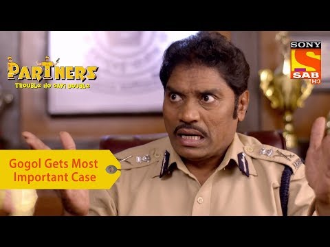 Your Favorite Character | Gogol Gets Most Important Case | Partners Trouble Ho Gayi Double