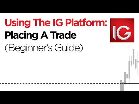 Ion trading platform guide
