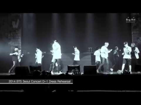 방탄소년단 STAGE #TOMORROW @ THE RED BULLET IN SEOUL Dress Rehearsal