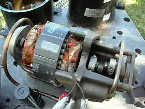 Kirby Reciprocating Commercial Fridge Compressor Youtube